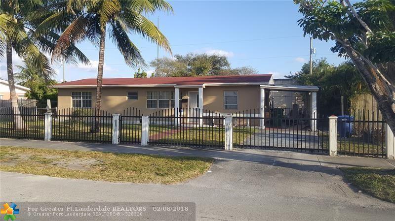 1340  North Dr, Miami, FL 33179