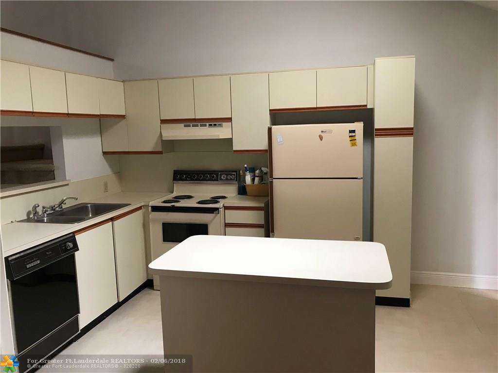 Small Kitchen Upstairs