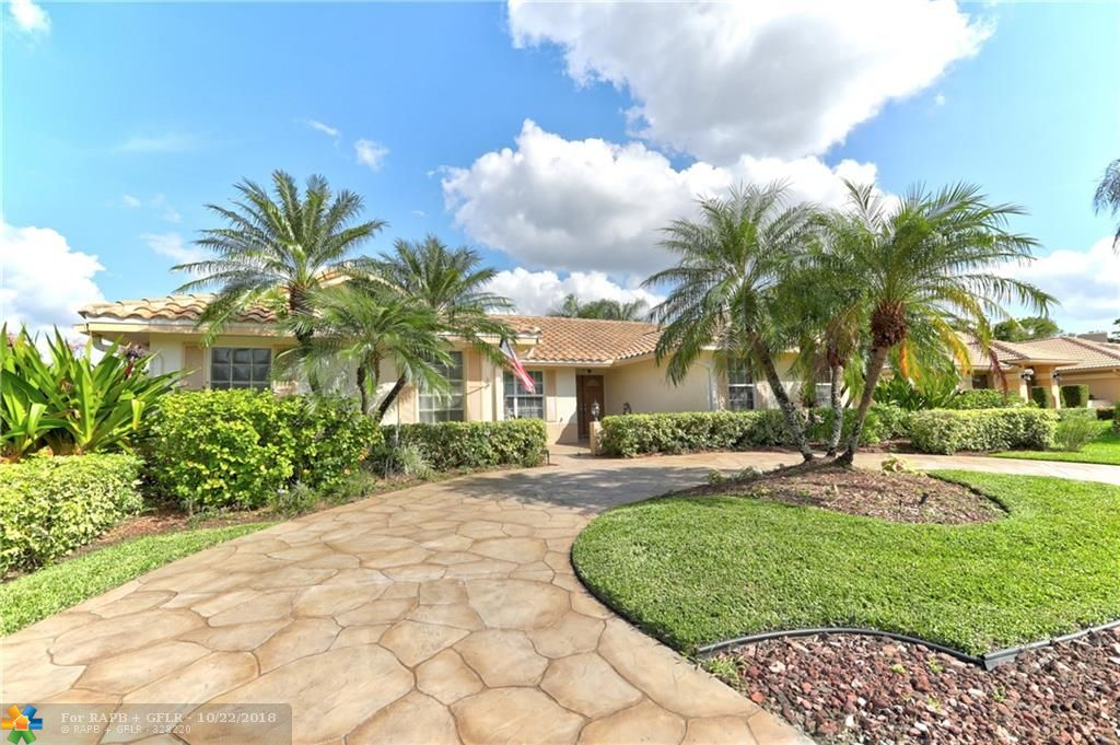 Gated Golf Course Communities In West Palm Beach Florida