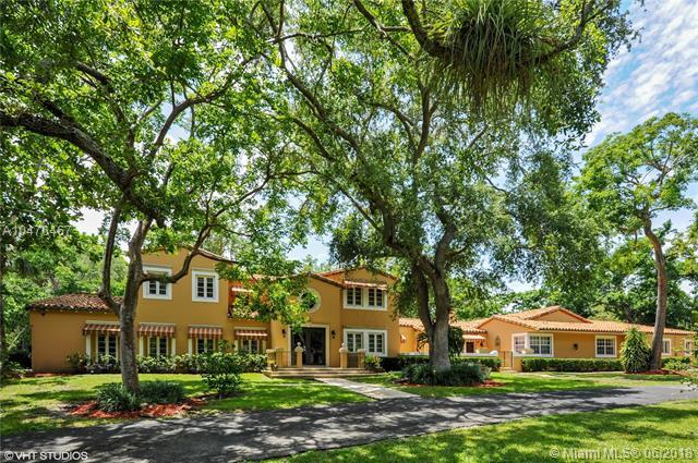 Home for sale in Gables Estates Coral Gables Florida