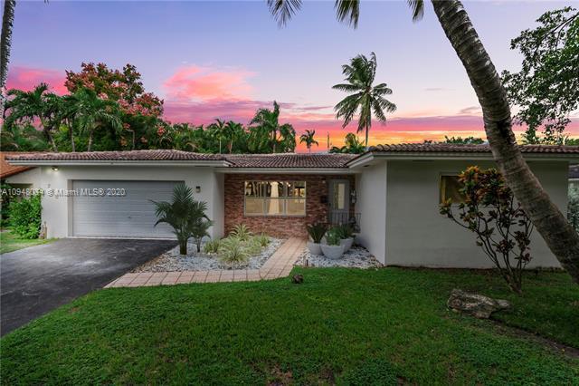 Home for sale in Miami Shores Sec 3 Miami Shores Florida