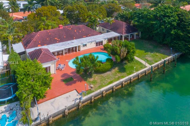 Home for sale in CAPE FLA SUB SEC 1 Key Biscayne Florida