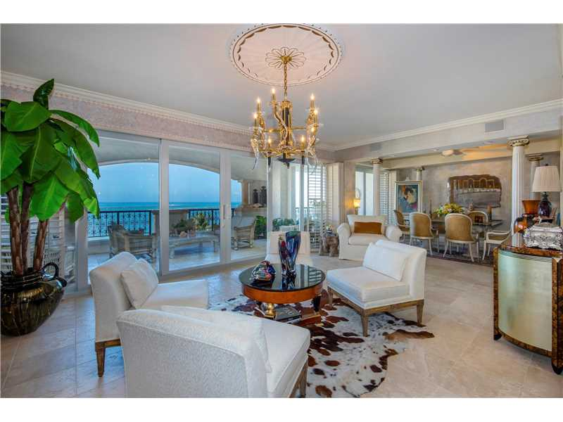 Home for sale in Oceanside Fisher Island Fisher Island Florida