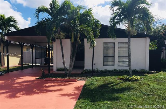 Home for sale in LAKES OF ACADIA UNIT 3 TH Miami Gardens Florida