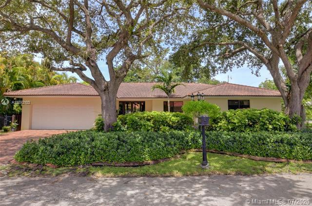 Home for sale in Harris Estates South Miami Florida