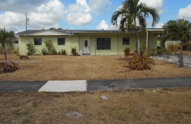 17200 Nw 43rd Ct, Miami Gardens, FL 33055