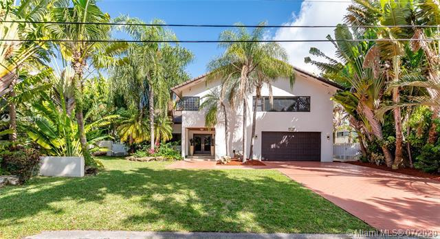 Home for sale in Biscayne River Heights Miami Shores Florida