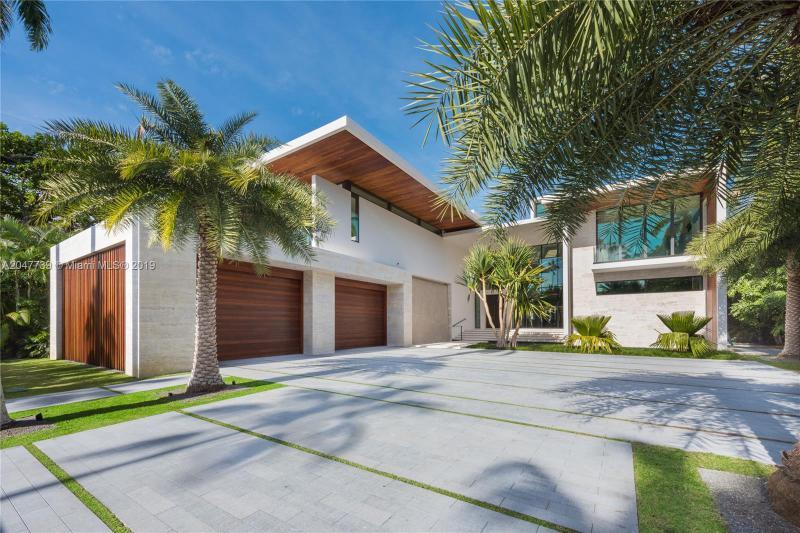 Home for sale in PALM ISLAND Miami Beach Florida