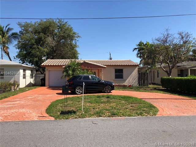 Home for sale in Croissant Park Fort Lauderdale Florida