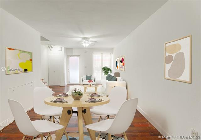 Home for sale in Euclid Townhouses Condo Miami Beach Florida