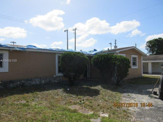 Home for sale in LAUDERDALE LAKES WEST GAT Lauderdale Lakes Florida