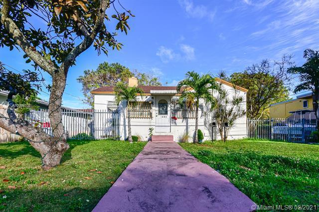 Home for sale in Buena Vista Park Miami Florida