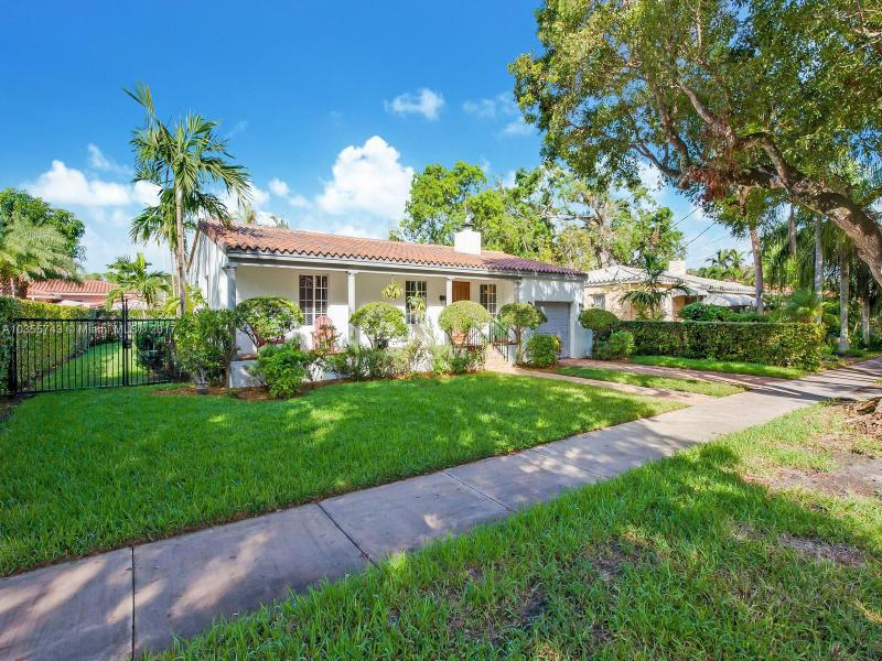 Home for sale in 1ST ADDN GRANADA PLACE Coral Gables Florida