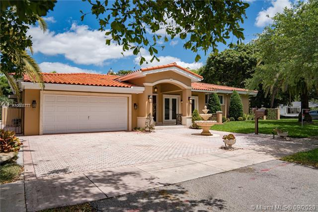 1501 S Greenway Dr  Coral Gables  33134