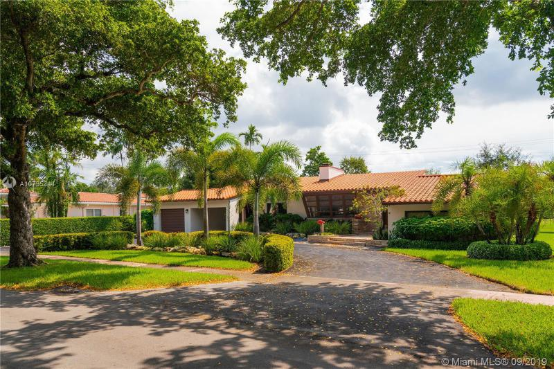 Home for sale in Coral Gables Country Club Coral Gables Florida