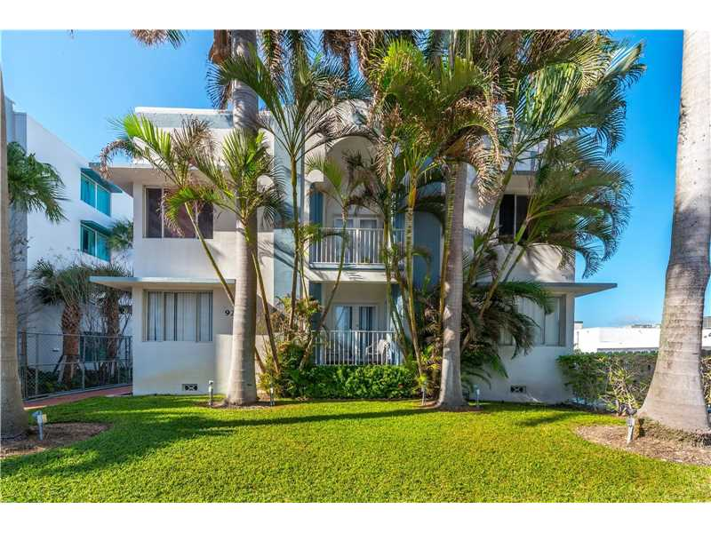 Home for sale in Sunset Condo Surfside Florida