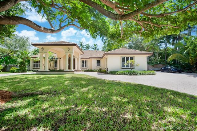 Home for sale in Hidden Forest Estates Miami Florida