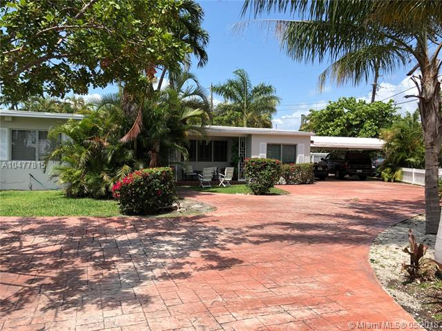 Home for sale in HOLIDAY COLONY Key Biscayne Florida