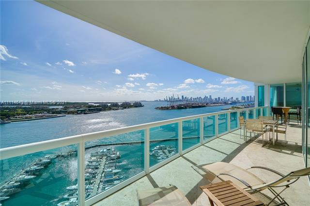 Home for sale in Murano At Portofino Miami Beach Florida