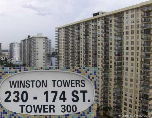 Home for sale in Winston Towers 300 Sunny Isles Beach Florida