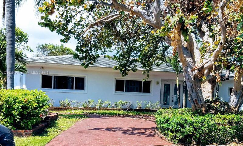 Home for sale in KEYSTONE ISLAND NO 3 North Miami Florida