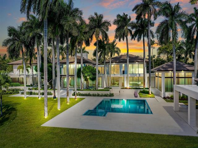 Home for sale in Gables Estates No 2 Coral Gables Florida