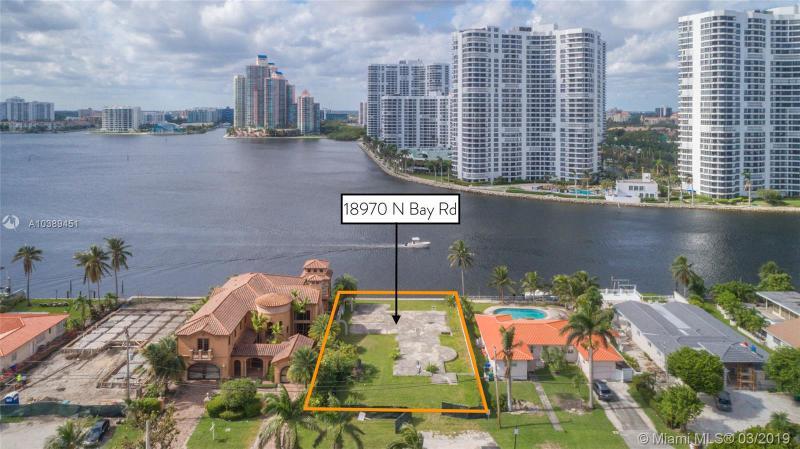 Home for sale in GOLDEN SHORES OCEAN BLVD Sunny Isles Beach Florida