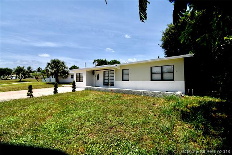 Home for sale in LANTANA HEIGHTS 5 Lantana Florida