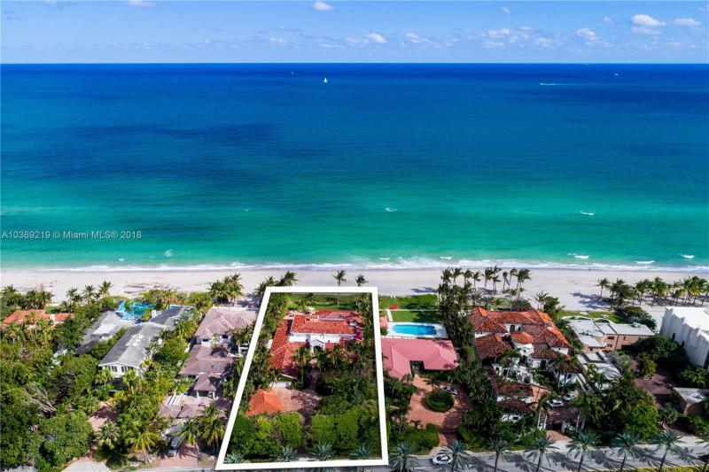 Home for sale in GOLDEN BEACH SEC A Golden Beach Florida
