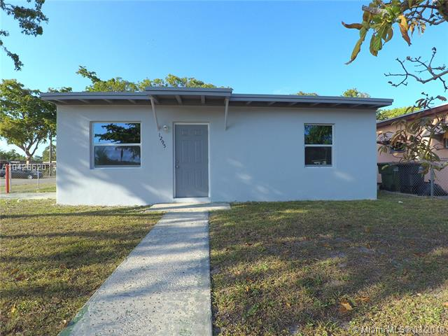 1295 Nw 122nd St, North Miami, FL 33167