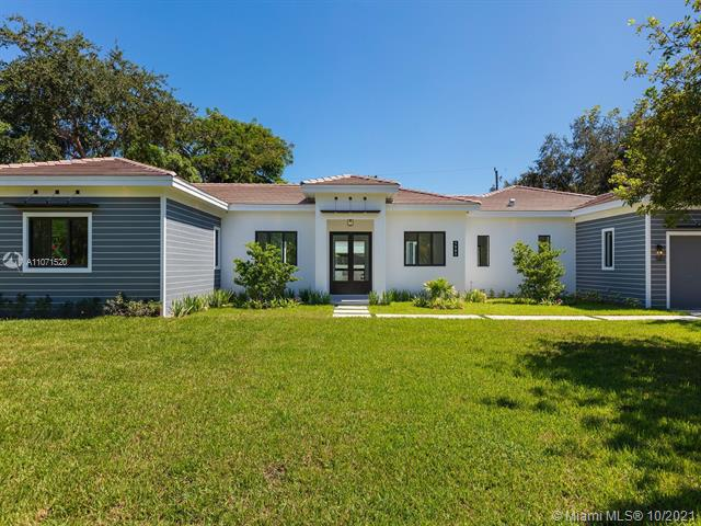 Home for sale in Davis Highlands South Miami Florida