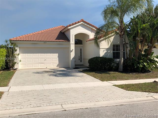 Home for sale in Grand Isles/Orange Point Wellington Florida