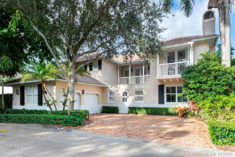 Home for sale in Parkside Village South Miami Florida