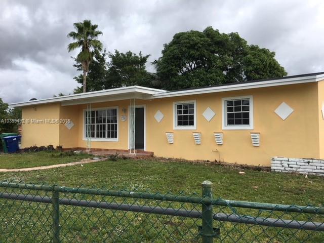 Home for sale in CAROL CITY 3RD ADDN Miami Gardens Florida