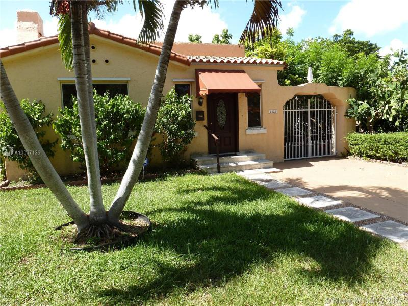 Home for sale in Coral Gables Granada Sec Coral Gables Florida