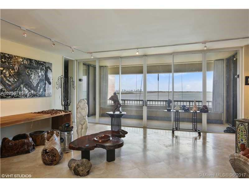 Home for sale in Grove Isle Condo Coconut Grove Florida
