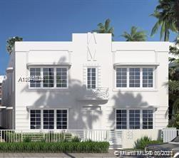 Home for sale in Canterbury At Lincoln Rd Miami Beach Florida
