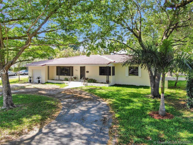 551 Jeronimo Dr  Coral Gables  33146