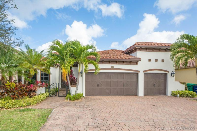 Home for sale in Monterra Plat Cooper City Florida