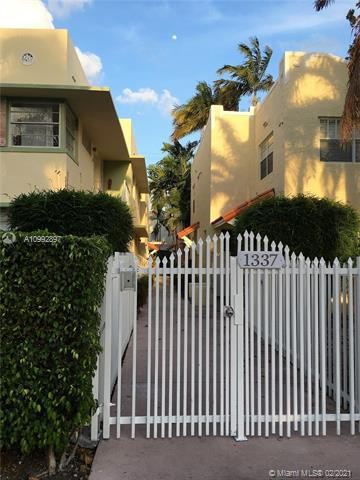 Home for sale in Everglades South Condo Miami Beach Florida