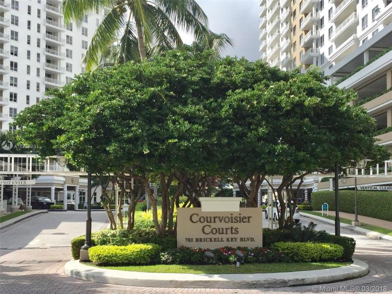 Home for sale in Courvoisier Courts Miami Florida