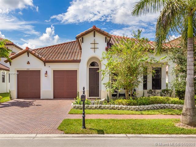 Home for sale in Monterra Pembroke Pines Florida