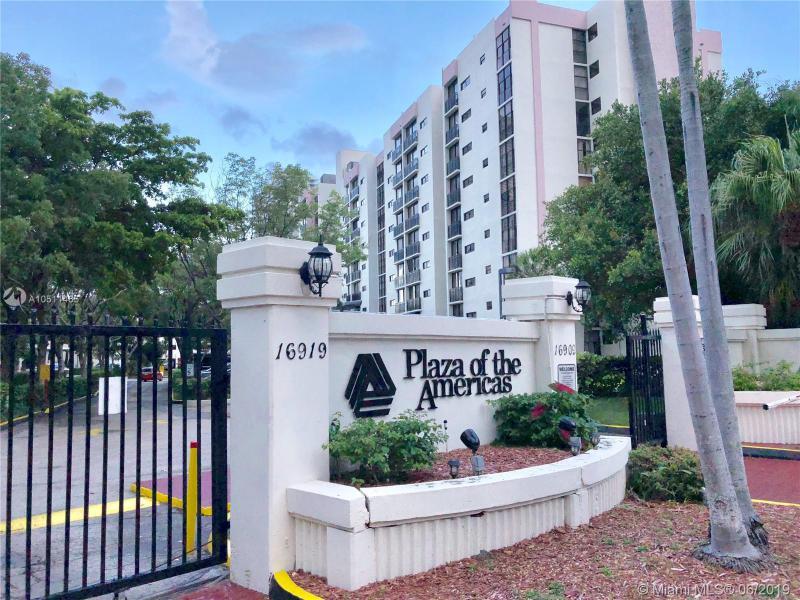 Home for sale in PLAZA OF AMERICAS CONDO P Sunny Isles Beach Florida