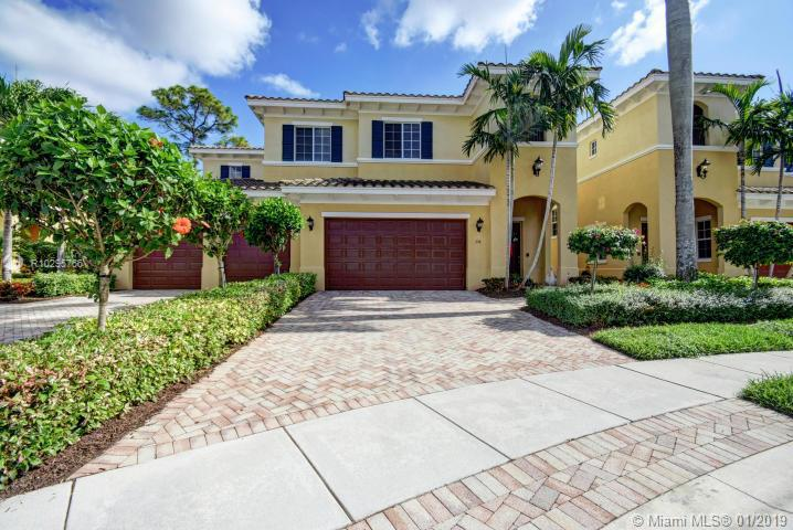 Home for sale in Frenchmans Reserve C Palm Beach Gardens Florida