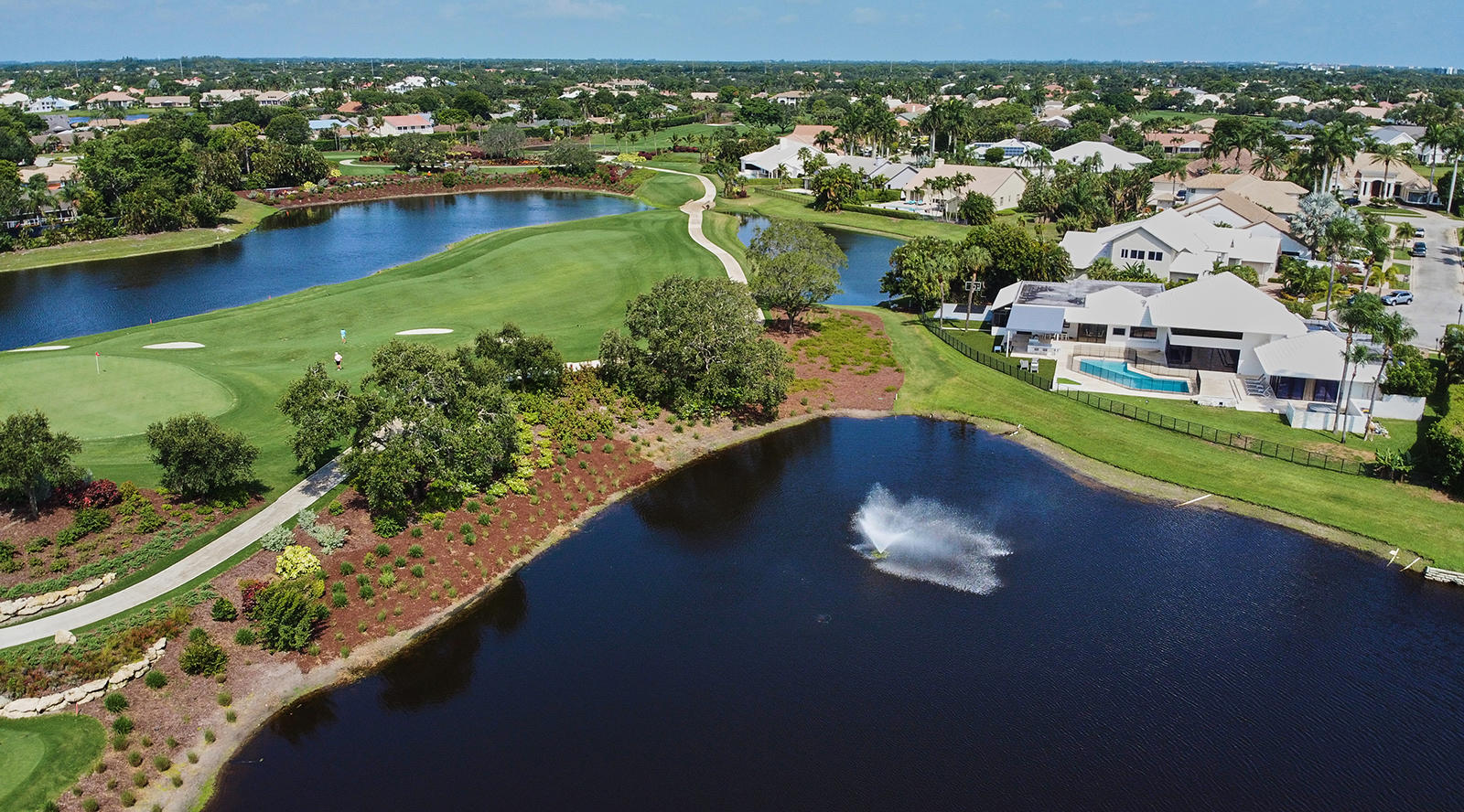 Boca Raton: Bocaire Country Club - listed at 1,499,999 (17207 Shaddock Lane)