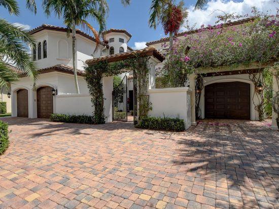 Boca Raton: The Oaks at Boca Raton - listed at 1,690,000 (17816 Key Vista Wy)
