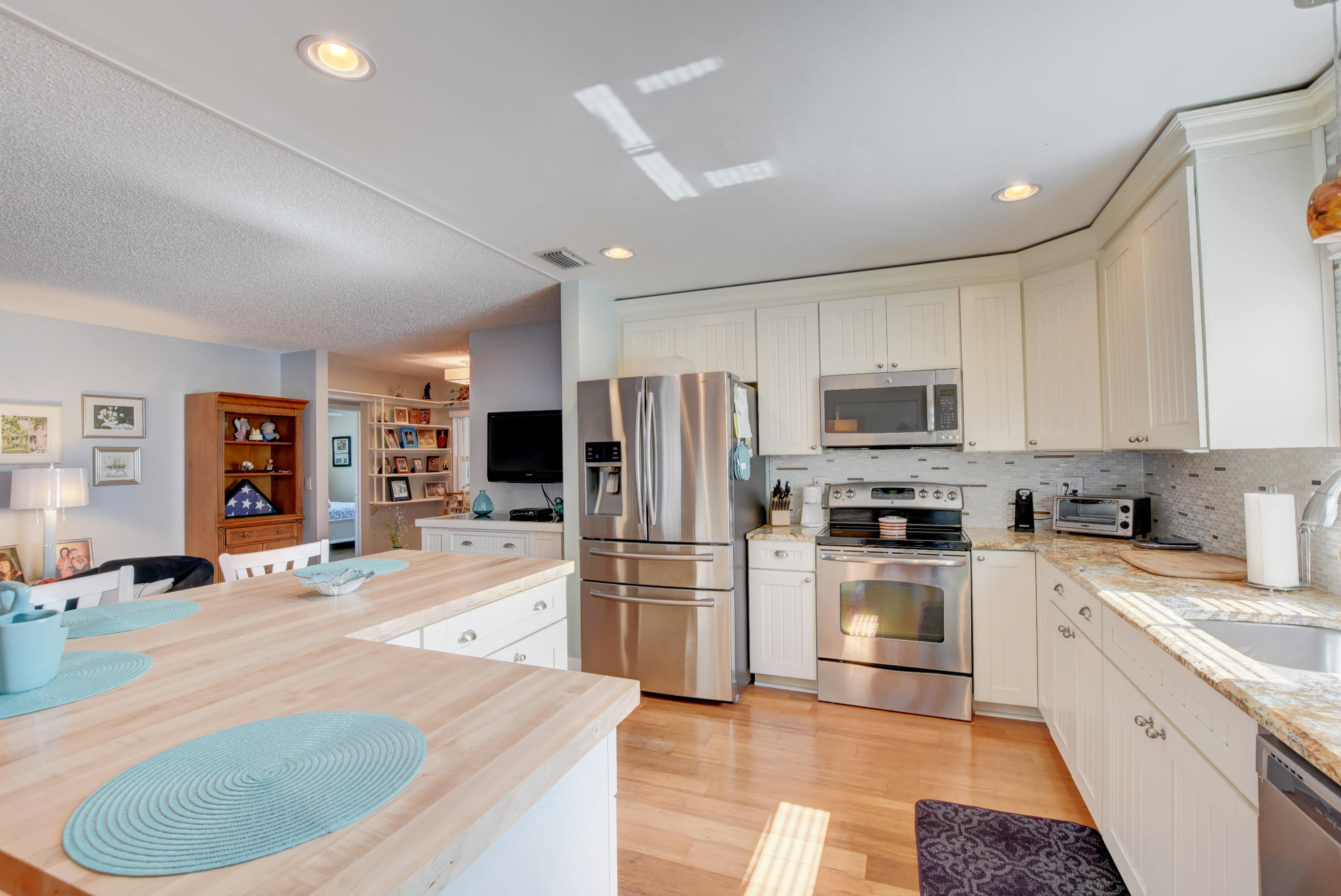 White Cathedral Kitchen Cabinets