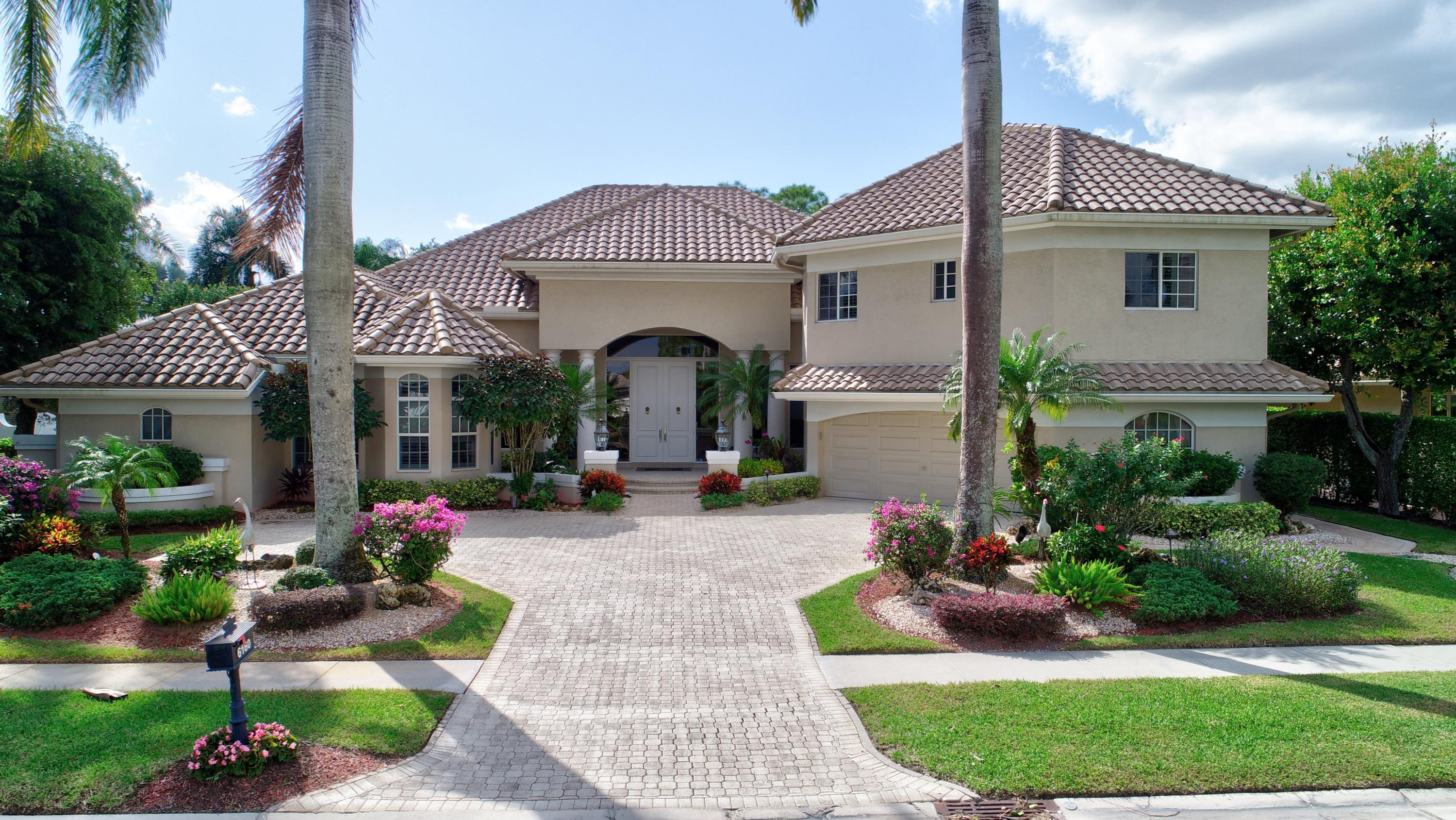 Delray Beach: Hollows - listed at 1,099,000 (6160 Hollows Lane)