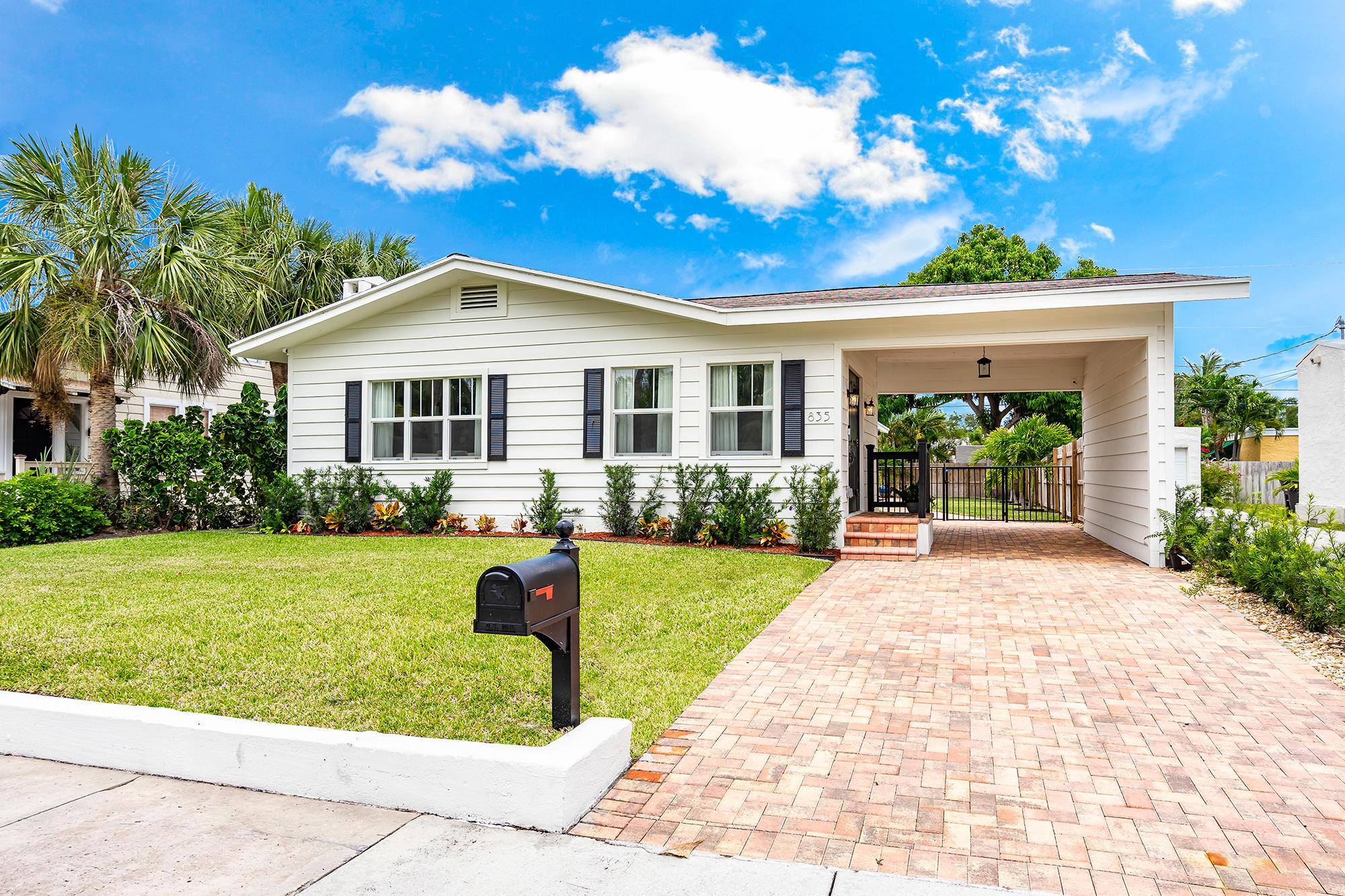 835 Claremore Drive  West Palm Beach FL 33401
