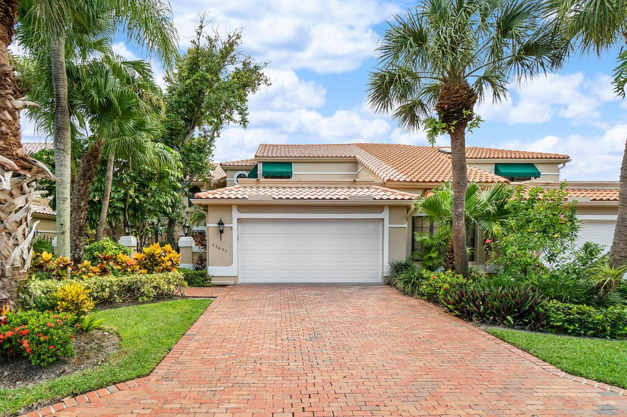 Boca Raton: Caravelle - listed at 499,900 (22637 Caravelle Cir)